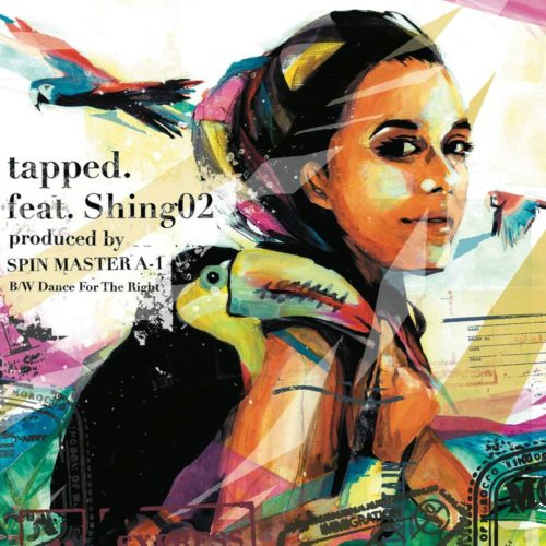 tapped. (feat. Shing02) 7inch edit